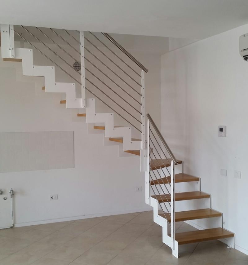 Fabiola 3 - Scale rivestite in legno per interni ...
