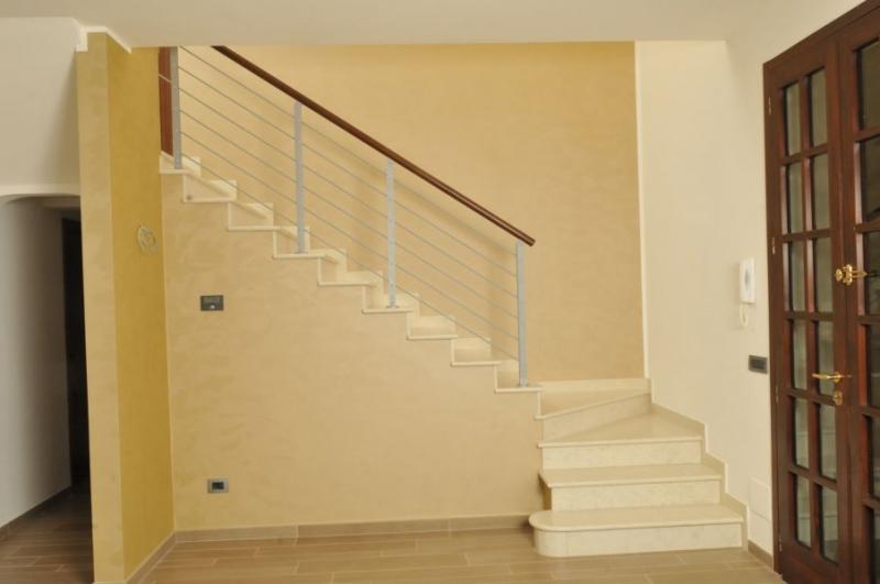 Simple ringhiere e balaustre with scale in muratura per - Scale in muratura per interni ...