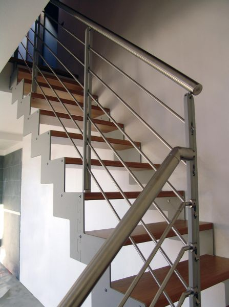 Le nostre scale - Costo scale in legno per interni ...
