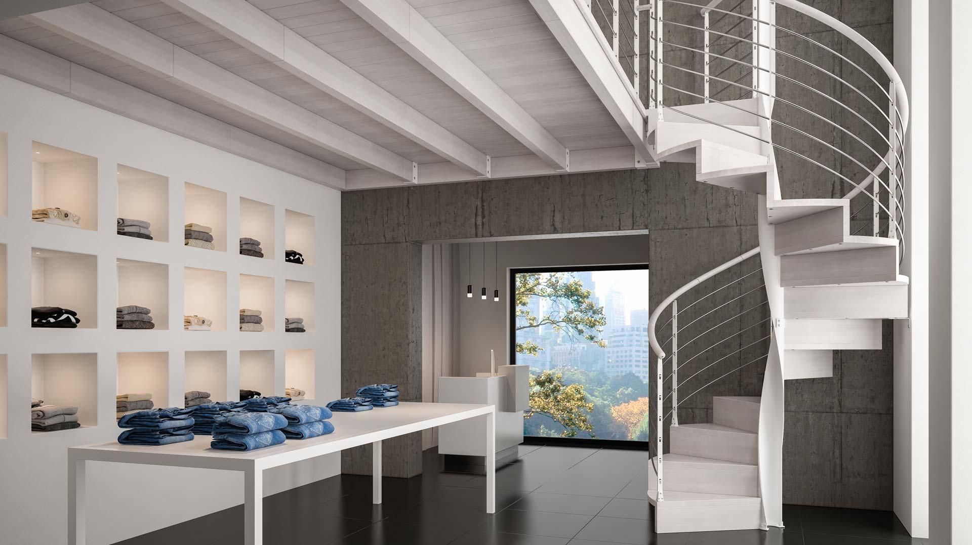 Piccoli Soppalchi In Legno ⤞ scale interne in ferro, scale in legno per interni prezzi